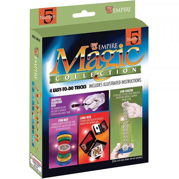 Mini Zauberkasten - Magic Collection Kit - Set 5