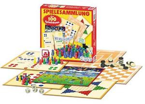 Spielesammlung mit über 100 Spielideen