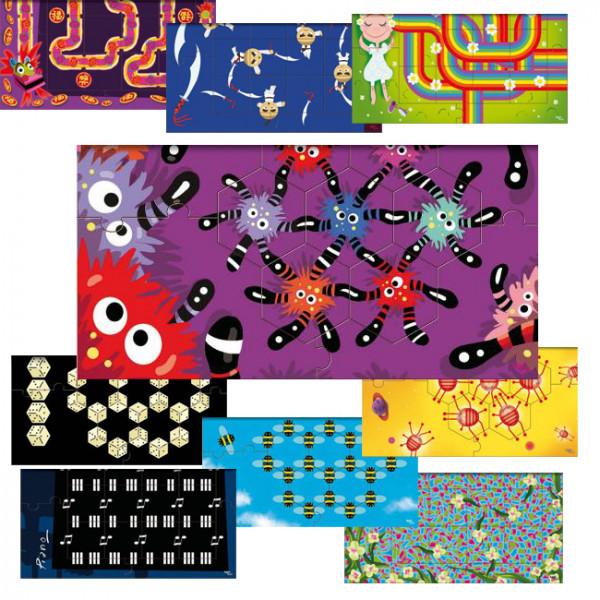 Takti Puzzle