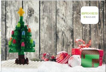 Weihnachtsbaum Spiele.Brixies Postkarte Weihnachtsbaum