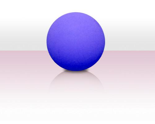 Stageball 72mm blau - Peach