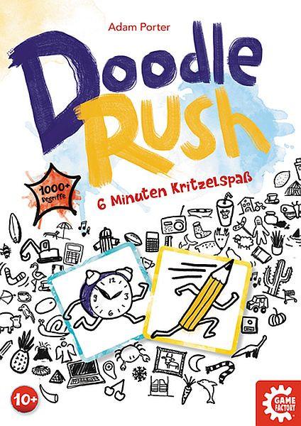 Doodle Rush - Zeichnenspiel