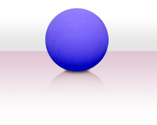Stageball 80mm blau - Peach