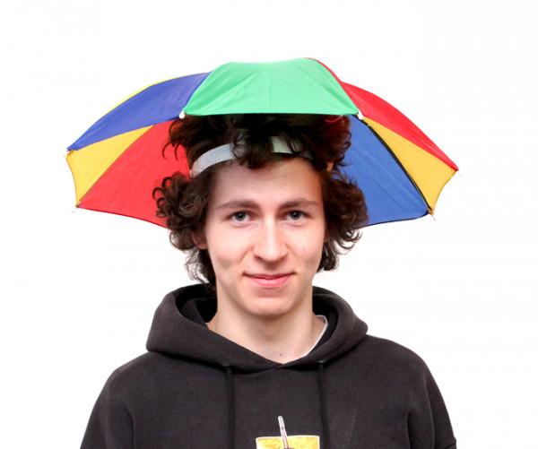 Schirmhut - Umbrella Hat