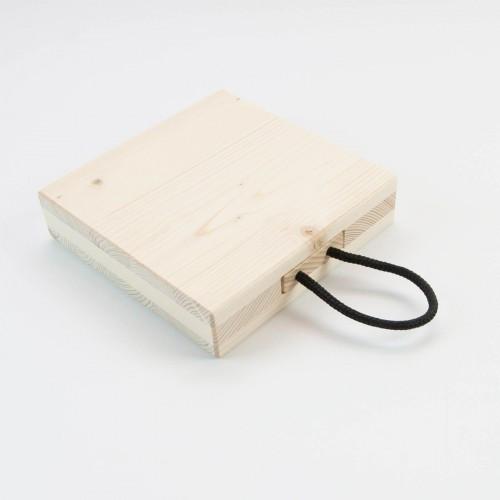 Hundespiel aus Holz - Schubladen-Spiel