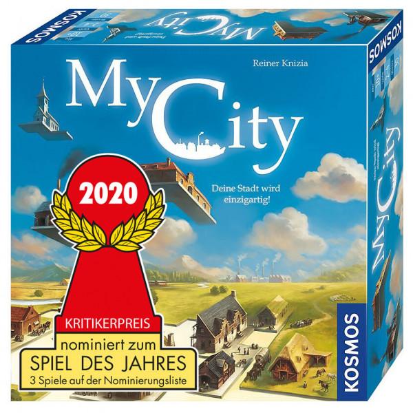 My City - Nominiert zum Spiel des Jahres 2020