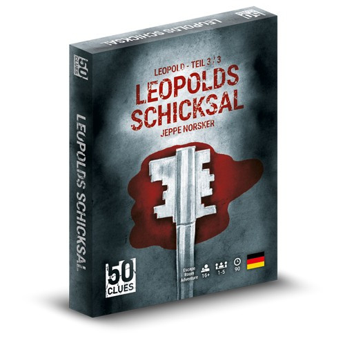 50 clues - 3/3 Leopolds Schicksal