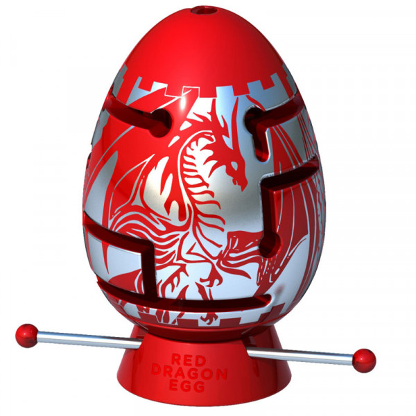 Smart Egg Red Dragon - Mittel