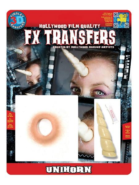 Spezialeffekt Einhorn 3D FX Transfers