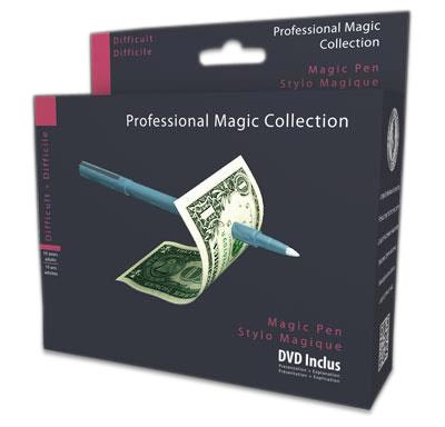 Zaubertrick Magischer Stift - durchbohre einen Geldschein