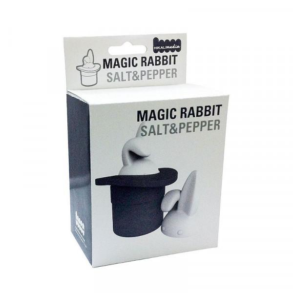Magic Rabbit - Zauberhase - Salz- und Pfeffersteuer