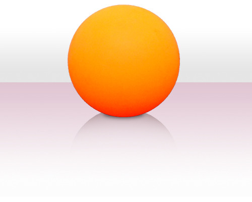 Stageball 100mm orange - Peach