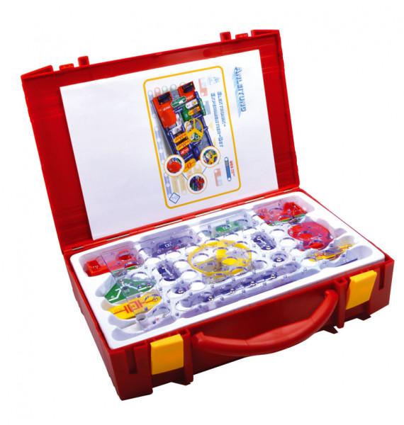 Elektronik Experimentier-Set im Koffer