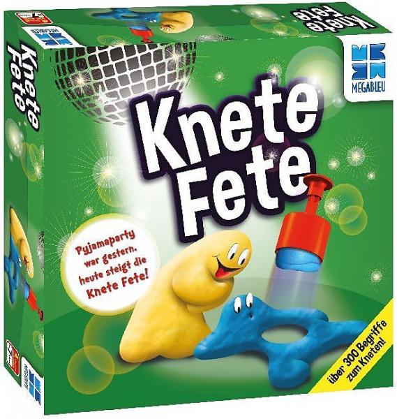 Knete Fete - Das Knet-Spiel