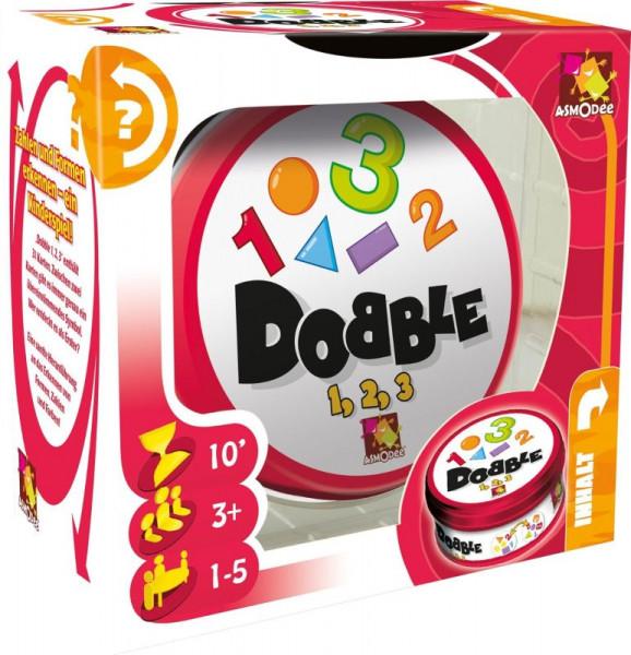 Dobble 1,2,3 - Lernspiel für Kinder
