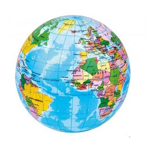 Stressball Fernweh - Der Globus Antistressball