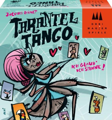 Tarantel Tango - Spiel