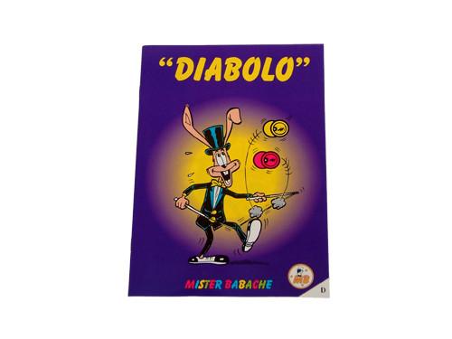 Anleitungsheft Diabolo (Englisch)