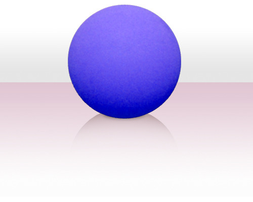 Stageball 100mm blau - Peach