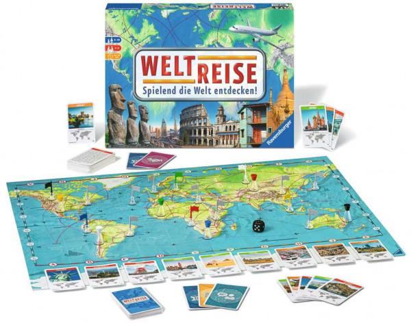 Weltreise - das Spiel