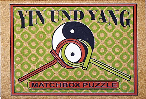 Prof Puzzle Matchbox Triple Set Herz