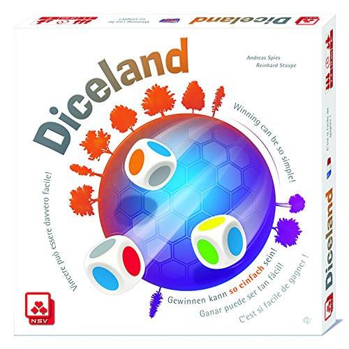 Diceland, Familienspiel