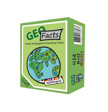 Geo-Facts - Das lehrreiche Schätzspiel