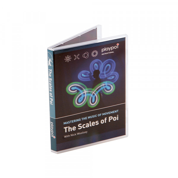 DVD The Scales of Poi