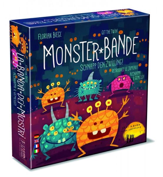 Monster Bande - kommunikatives Spiel
