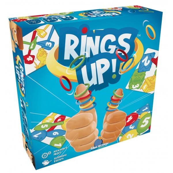 Rings Up - Geschicklichkeitsspiel