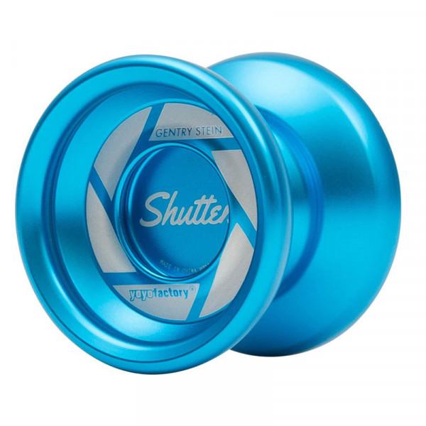 Yoyofactory Shutter - Aqua