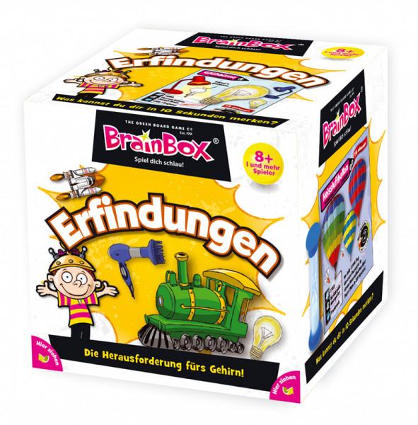 Brain Box - Erfindungen