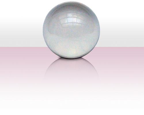Acrylball 100mm - transparent