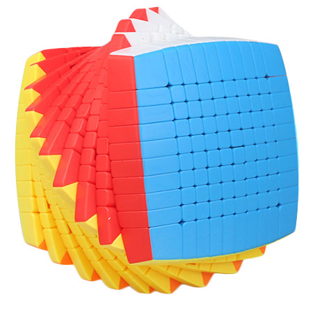 Speedcube Shengshou 10x10 - Stickerless