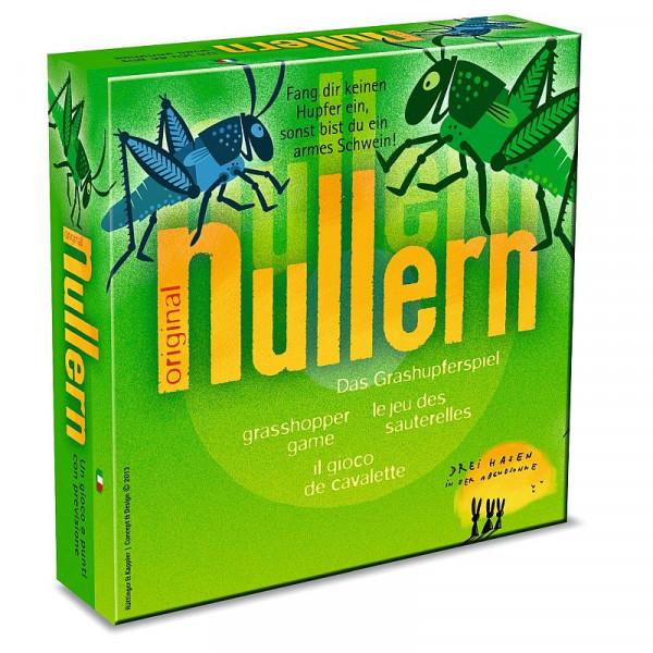 Nullern - Kartenspiel