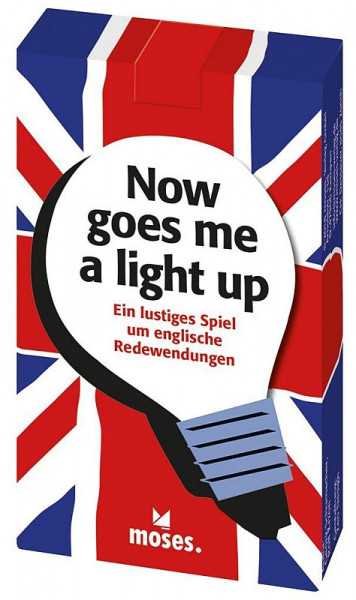 Now goes me a light up - Ratespiel