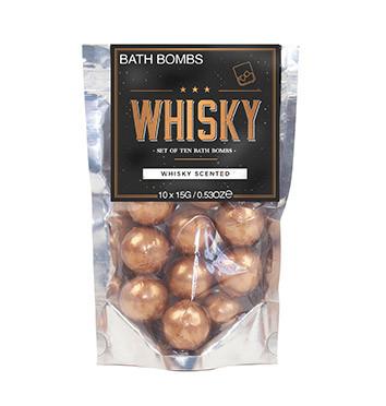 Whiskey Badebomben