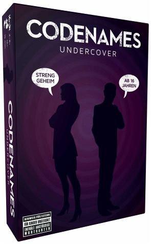 Codenames - Undercover
