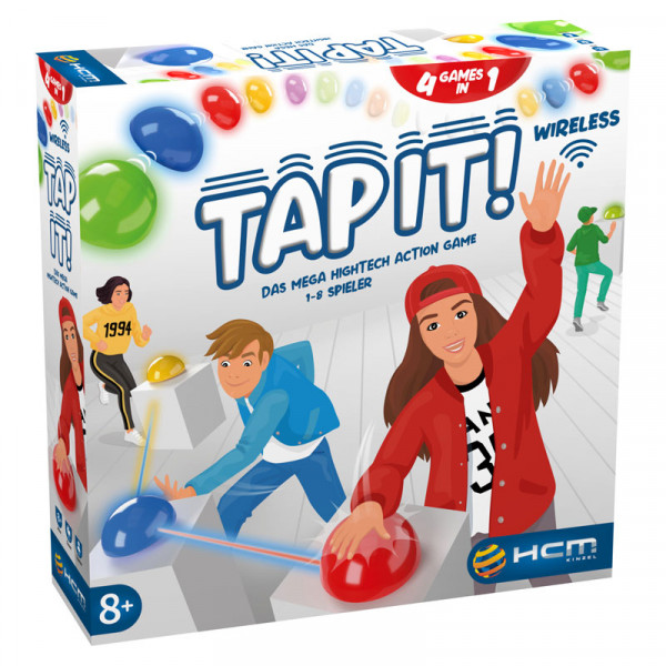 Tap It - Das Hightech Action Game