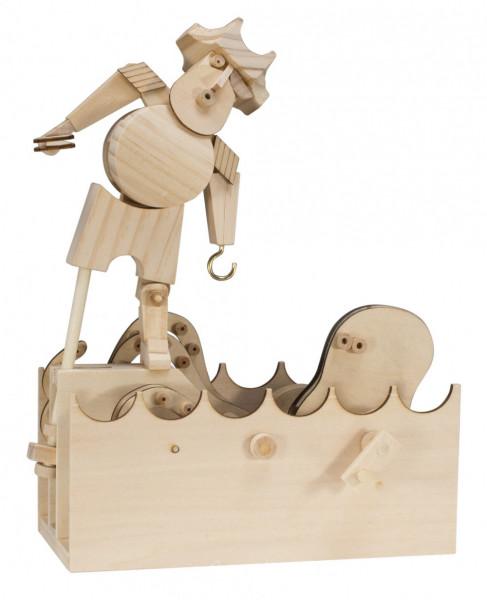 Holz-Bausatz - Timberkits Pirat