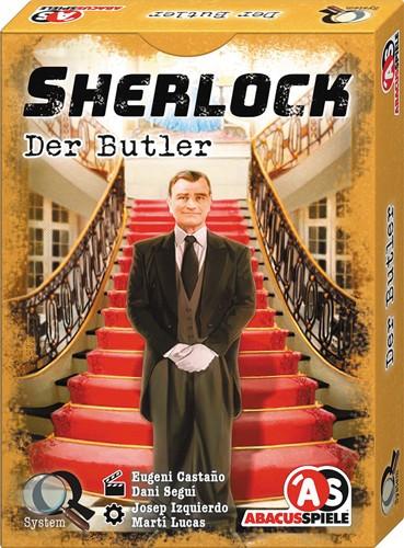 Sherlock - Der Butler - Krimi-Spiel