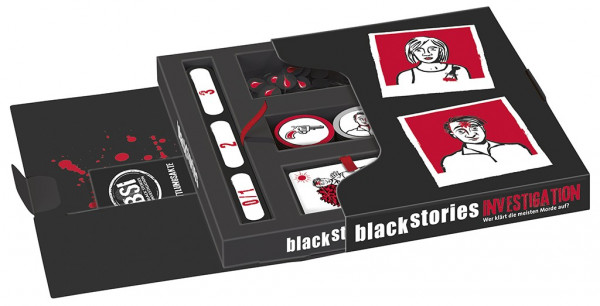 Black Stories - investigation - BSI