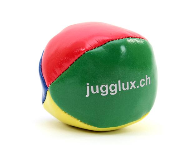 Ein Jonglierball bedrucken lassen