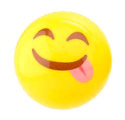 Emotion Smiley Ball - 12cm