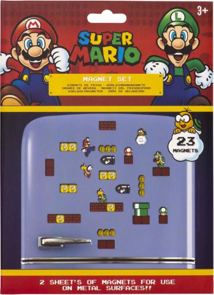 Kühlschrankmagnete - Super Mario