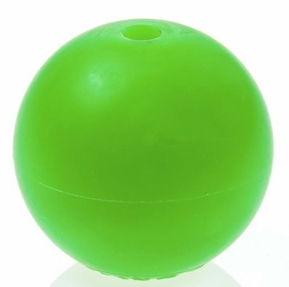 Poi Knob Silikon - grün