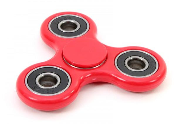 Handspinner mit Kugellager - Finger Spinner - Rot