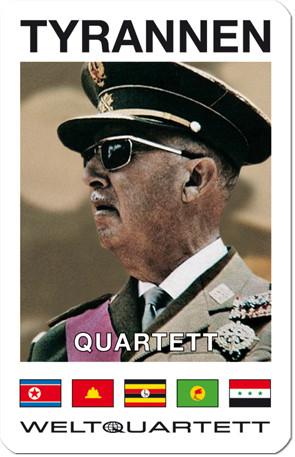 Weltquartett - Tyrannen