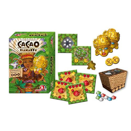 Cacao - Gesellschaftsspiel - Erweiterung Diamante