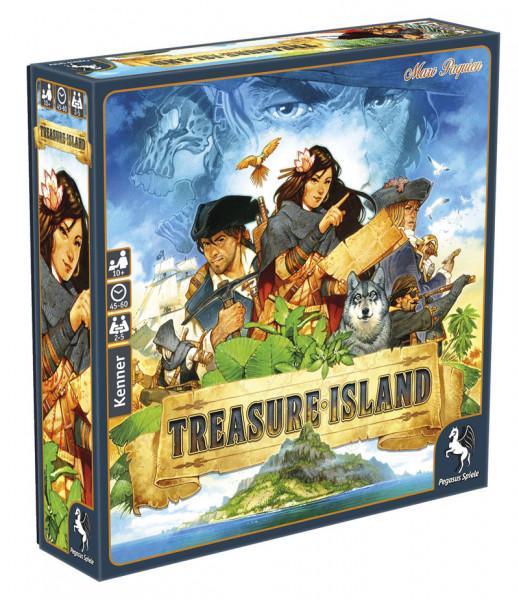 Treasure Island - Spiel